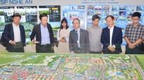 Triển khai các nội dung ký kết giữa Nghệ An với các tổ chức JICA và JETRO Nhật Bản