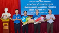 Đoàn khối Doanh nghiệp Nghệ An có tân Bí thư, Phó Bí thư
