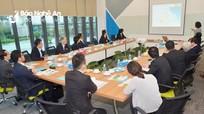 JETRO sẽ hỗ trợ Nghệ An xúc tiến đầu tư với các doanh nghiệp Nhật Bản