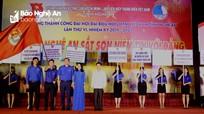 Tỉnh đoàn Nghệ An phát động hoạt động cao điểm chủ đề 'Tuổi trẻ Nghệ An sắt son với Đảng'