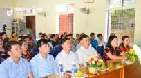 Chủ tịch UBND tỉnh Thái Thanh Quý chung vui Ngày hội Đại đoàn kết tại TP Vinh