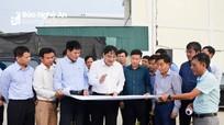 Phó Chủ tịch UBND tỉnh Lê Hồng Vinh: Thắt chặt quản lý chất lượng công trình giao thông