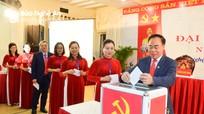 Đại hội điểm Chi bộ Sở Du lịch nhiệm kỳ 2020- 2025