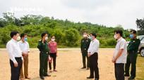 Phó Bí thư Tỉnh ủy Nguyễn Văn Thông: Kiểm soát chặt chẽ đường mòn, lối mở trên tuyến biên giới