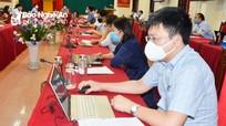 Sử dụng phần mềm kiểm phiếu bầu cử Đại hội Đảng các cấp nhiệm kỳ 2020-2025