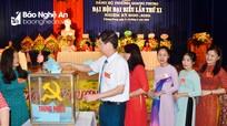 Đại hội đại biểu Đảng bộ phường Quang Trung (TP. Vinh) nhiệm kỳ 2020-2025
