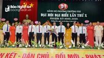 Đai hội đại biểu Đảng bộ phường Trường Thi (TP. Vinh) nhiệm kỳ 2020 - 2025
