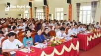 Đại hội Đảng bộ xã Nghi Phú (TP Vinh) nhiệm kỳ 2020 - 2025