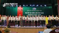 Danh sách Ban Chấp hành Đảng bộ, Ban Thường vụ Đảng ủy Trường Đại học Vinh, nhiệm kỳ 2020-2025