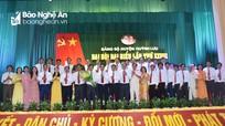 Danh sách Ban Chấp hành Đảng bộ, Ban Thường vụ Huyện ủy Quỳnh Lưu khóa XXVIII, nhiệm kỳ 2020 – 2025