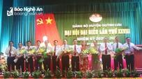 Bế mạc Đại hội đại biểu Đảng bộ huyện Quỳnh Lưu lần thứ XXVIII, nhiệm kỳ 2020 – 2025