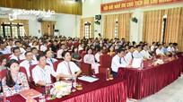 Khai giảng các lớp trung cấp lý luận chính trị - hành chính K50