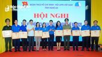 Nghệ An khen thưởng tập thể, cá nhân trong Chiến dịch Thanh niên tình nguyện hè năm 2020