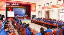 Thanh niên vun đắp tình đoàn kết hữu nghị đặc biệt Việt - Lào