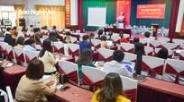 Nâng cao nghiệp vụ công tác tuyên truyền về xây dựng Đảng ở Nghệ An