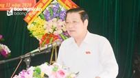Bí thư Trung ương Đảng Phan Đình Trạc: Chính sách phải gắn với nhu cầu cuộc sống hàng ngày của người dân