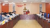HĐND tỉnh Nghệ An sẽ chất vấn tất cả các vấn đề liên quan đến các sở, ngành, địa phương