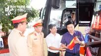 Nghệ An triển khai kế hoạch phục vụ vận tải khách dịp Tết Tân Sửu 2021