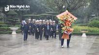 Đại biểu dự Hội nghị tuyên truyền biển, đảo tưởng niệm Chủ tịch Hồ Chí Minh
