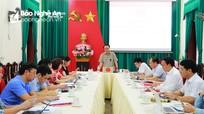 Đề cao vai trò nêu gương của người đứng đầu trong Khối Các cơ quan tỉnh Nghệ An