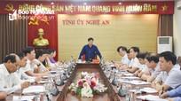 Đồng chí Nguyễn Văn Thông: Phát huy vai trò Mặt trận và các đoàn thể trong cuộc bầu cử