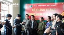 Khánh thành Trạm phát sóng Quốc gia FM 10KW tại Kỳ Sơn