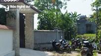 Nam thanh niên bị điện giật tử vong khi làm bờ rào