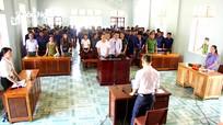 Xét xử lưu động 5 vụ án ma túy tại Trung tâm Giáo dục - Lao động xã hội huyện Quế Phong