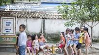 Những đứa trẻ chung cư cũ thành Vinh