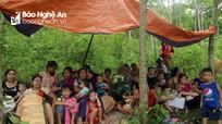 Hàng trăm người chạy lên núi vì tin đồn thất thiệt thủy điện vỡ đập