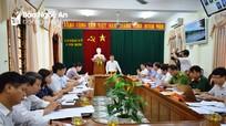 Anh Sơn: Đến năm 2025 giảm 2 xã và 96 khối xóm, thôn bản