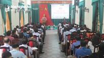 Đảng ủy Khối Các cơ quan tỉnh phổ biến kết quả 5 năm thực hiện Nghị quyết 26