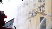 Chủ tịch UBND tỉnh: Không cho nợ tiêu chí, tiêu chuẩn an toàn phòng chống cháy, nổ