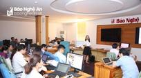 Báo Nghệ An quán triệt nâng cao chất lượng vị trí việc làm trong tòa soạn