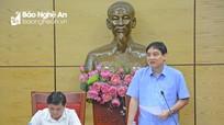 Bí thư Tỉnh ủy: Phát triển kinh tế phải gắn với giảm nghèo mới toàn diện
