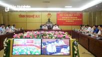Sắp xếp đơn vị hành chính, bảo đảm kịp tổ chức đại hội đảng bộ cấp xã, huyện
