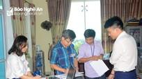 Thị xã Hoàng Mai: Vẫn còn công chức vắng không rõ lý do trong giờ hành chính