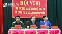 Phó trưởng đoàn ĐBQH tỉnh Nghệ An: Tránh tư duy cuối nhiệm kỳ, về hưu là 'hạ cánh an toàn'