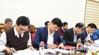 Ban Tổ chức Tỉnh ủy Nghệ An tổ chức kiểm tra sát hạch công chức