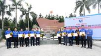Đoàn Khối các cơ quan tỉnh tuyên dương cơ sở Đoàn có công trình, phần việc thanh niên tiêu biểu