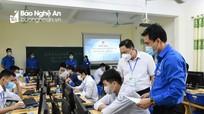 Nghệ An lần đầu tiên tổ chức Hội thi Tin học trẻ trực tuyến