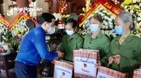 Ban Bí thư Trung ương Đoàn tổ chức hành trình tri ân tại Nghệ An
