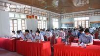 Cử tri huyện Quỳ Châu nêu những băn khoăn quanh Dự án Thủy lợi bản Mồng