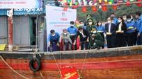'Tuổi trẻ Nghệ An với biển đảo quê hương' triển khai nhiều hoạt động ý nghĩa