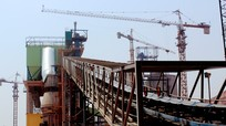 Tháo gỡ khó khăn cho hoạt động của dự án xi măng Sông Lam