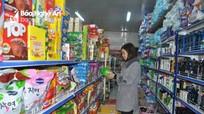 Nghệ An: Chỉ số giá tiêu dùng tăng gần 2%