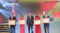 Agribank Nghệ An kỷ niệm 30 năm thành lập, đón nhận Huân chương Lao động Hạng Nhất