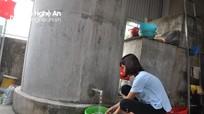 """Nghệ An: Gần 6.000 gia đình được hỗ trợ """"tìm"""" nước sạch và cải thiện vệ sinh"""