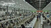 Xuất khẩu dệt may từ Nghệ An tăng gần 16%