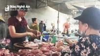 Giá thịt lợn tăng mạnh